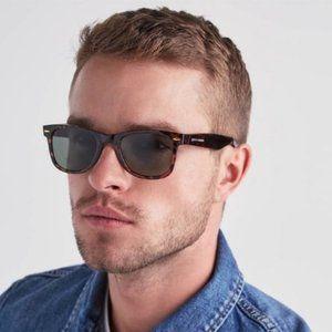 Lucky 🍀 Brand DUSK TORTOISE Wayfarer Sunglasses